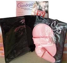 ساندبِل| Sundepil لإزالة الشعر!