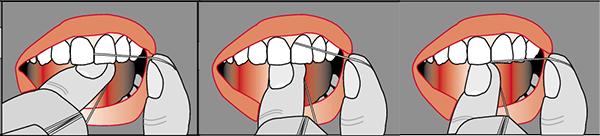 dental floss oral-b 5 b