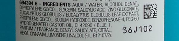 Garnier-pure-active-toner-ingredients