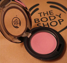 أحمر الخدود من The Body Shop
