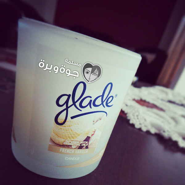 glade-candle