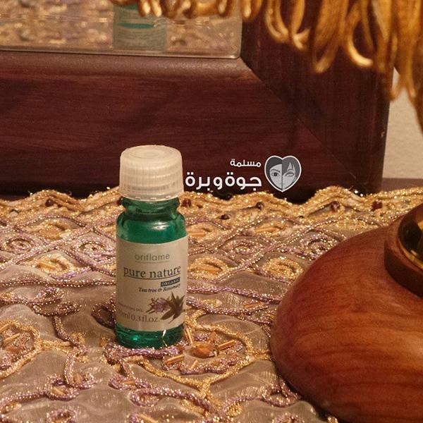 Oriflame-Tea-Tree-&-Rosemary-Oil