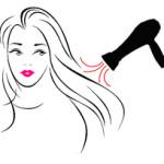 طريقة استخدام مجفف الشعر